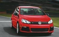 2013 Volkswagen Golf R, Front View., exterior, manufacturer