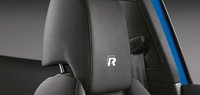 2013 Volkswagen Golf R, Close-up of Seat., interior, manufacturer