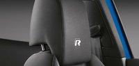 2013 Volkswagen Golf R, Close-up of Seat., interior, manufacturer