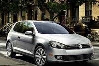 2013 Volkswagen Golf, Front View., exterior, manufacturer