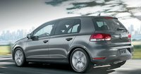 2013 Volkswagen Golf, Back quarter view., exterior, manufacturer