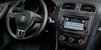 2013 Volkswagen Golf, Steering wheel., interior, manufacturer