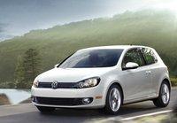 2013 Volkswagen Golf, Front quarter view., exterior, manufacturer