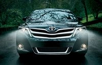 2013 Toyota Venza, Front View., exterior, manufacturer
