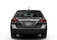2013 Toyota Venza, Back View., exterior, manufacturer