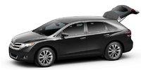 2013 Toyota Venza, Front quarter view., exterior, manufacturer