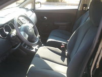 Picture of 2009 Nissan Versa S 1.8, interior