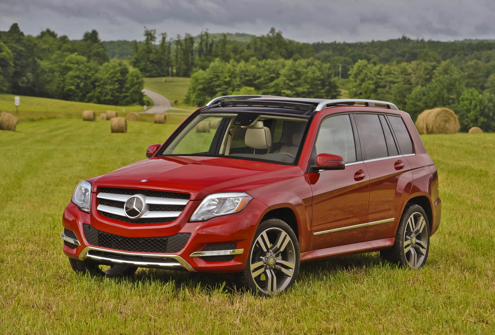 2013 Mercedes Benz Glk Class Review Cargurus