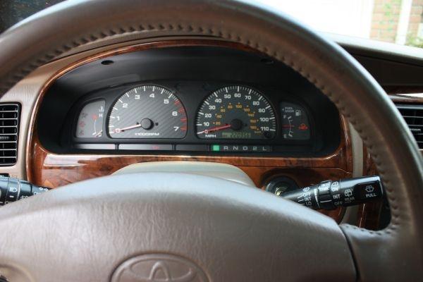 2000 Toyota 4Runner - Interior Pictures - CarGurus