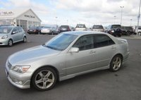 2000 Lexus IS 200 Overview