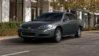 2013 Chevrolet Impala, Front-quarter view. Copyright General Motors, manufacturer, exterior