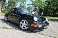 1989 Porsche 964 Overview