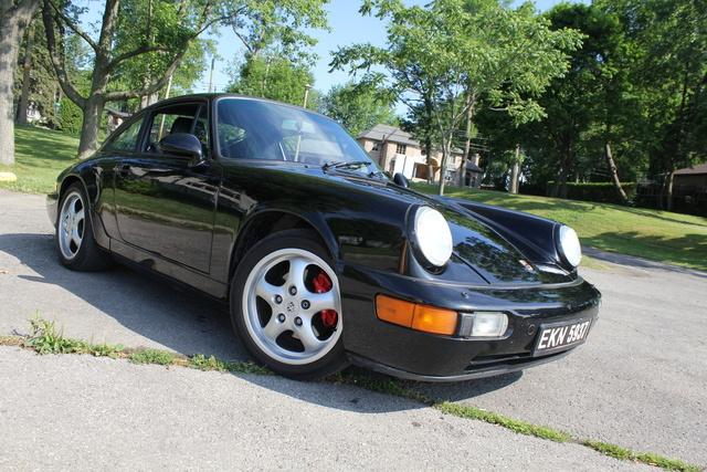 Porsche 911, Carrera 4, 1989, K0528