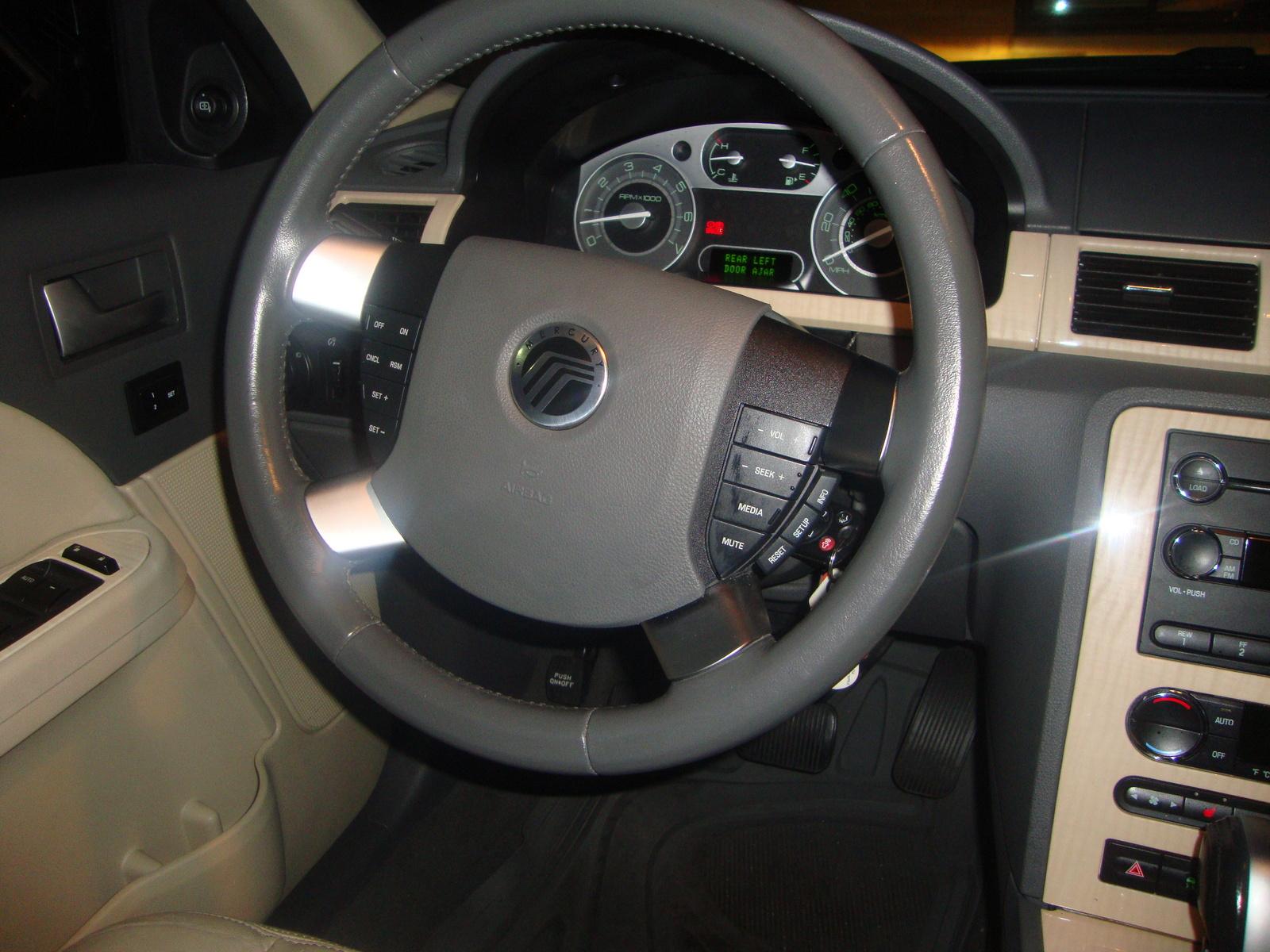 2008 Mercury Sable Interior
