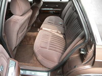 Picture of 1989 Ford LTD Crown Victoria, interior, gallery_worthy
