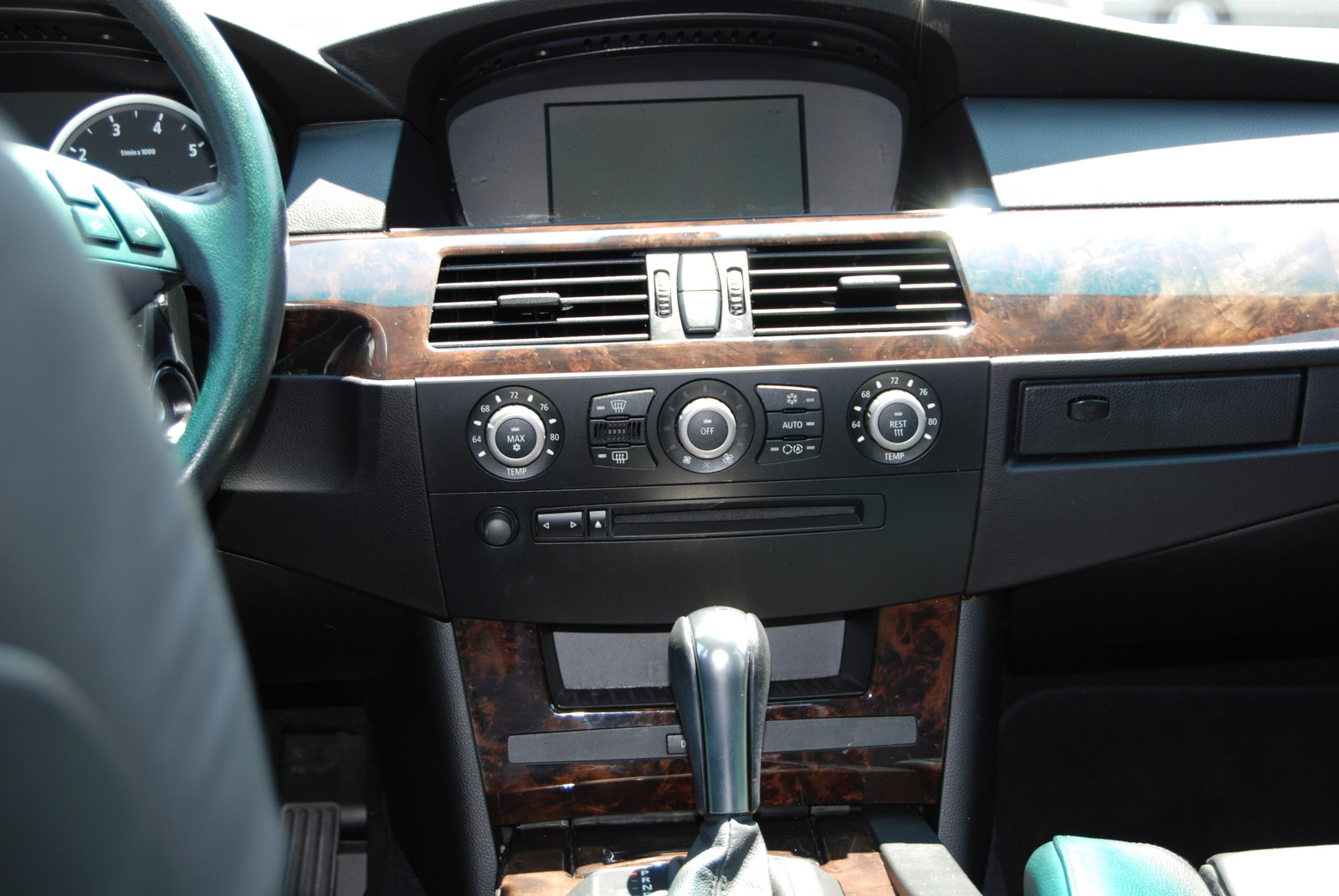 2005 Bmw 5 Series Interior Pictures Cargurus