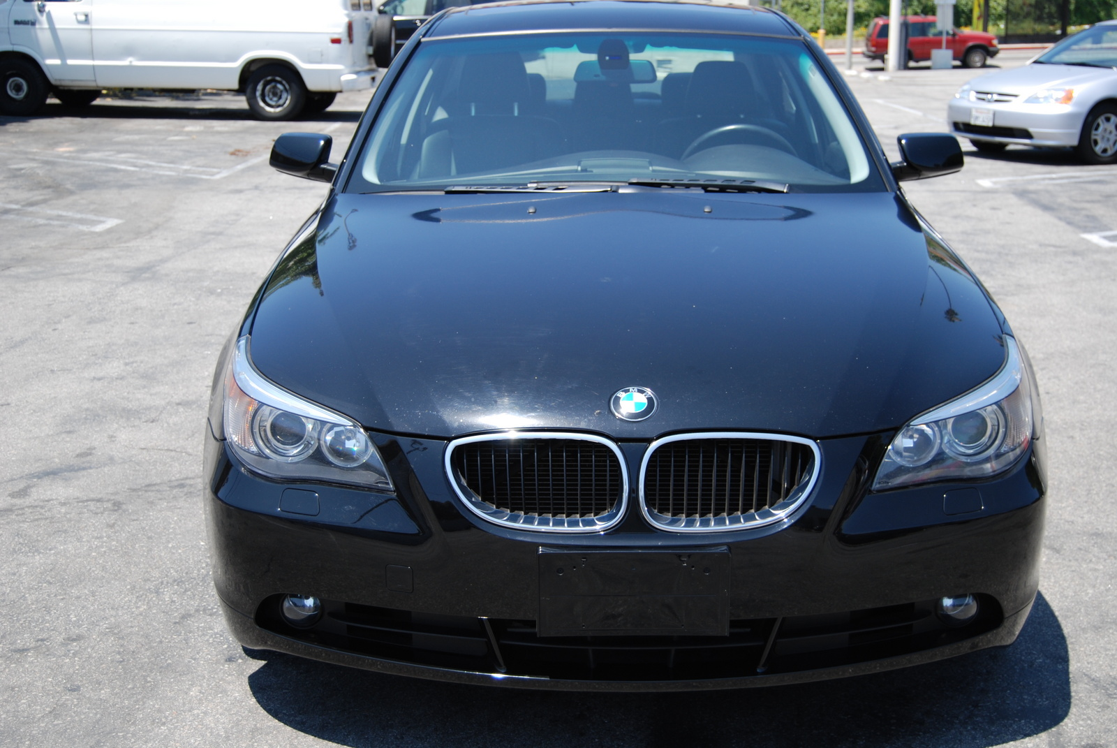 2005 Bmw 5 Series Pictures Cargurus