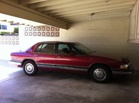 Picture of 1991 Buick LeSabre Limited Sedan, exterior