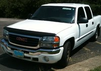 2005 GMC Sierra 1500HD Overview