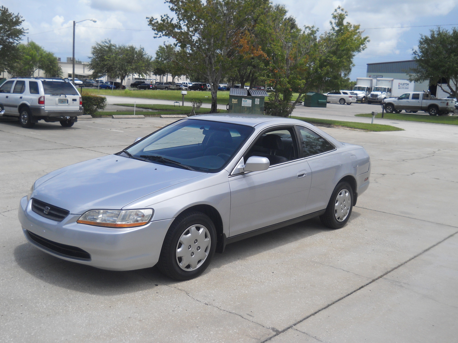 Picture of 2000 Honda Accord LX Coupe  exteriorHonda Accord 2000 Coupe
