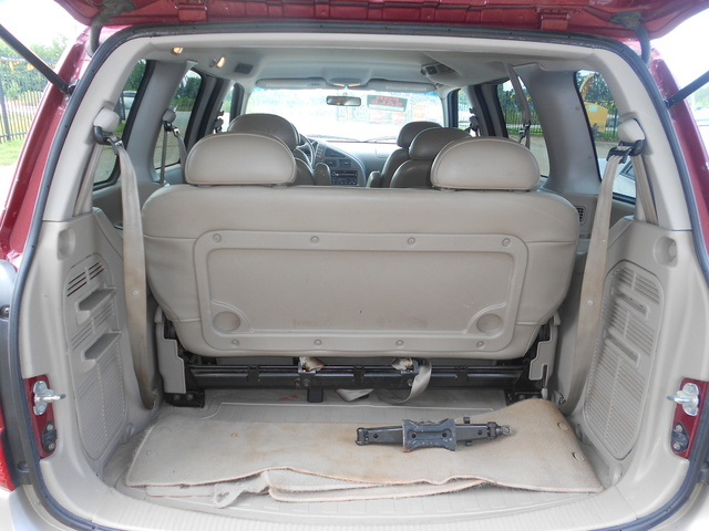 Picture of 2002 Mercury Villager 4 Dr Estate Passenger Van, interior
