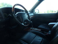 Picture of 2001 INFINITI QX4 4 Dr STD 4WD SUV, interior, gallery_worthy