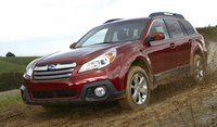 2013 Subaru Outback Picture Gallery