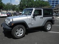 Picture of 2012 Jeep Wrangler Unlimited Sport, exterior