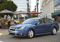 2013 Subaru Legacy Picture Gallery