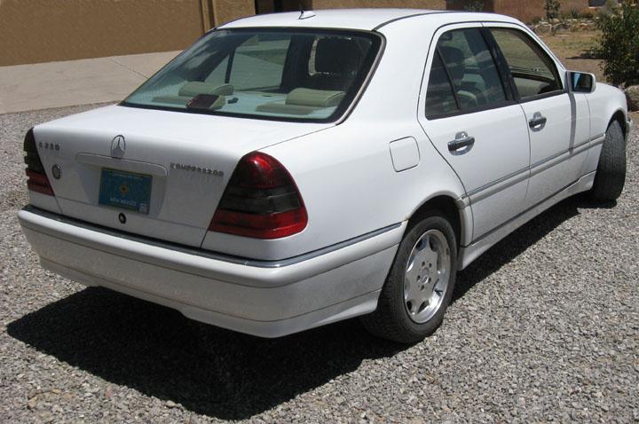 2000 mercedes c230 gas mileage for Mercedes benz gas mileage