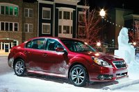 2013 Subaru Legacy, Front quarter view., exterior, manufacturer
