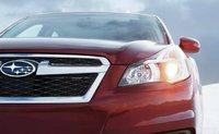 2013 Subaru Legacy, Front View., exterior, manufacturer