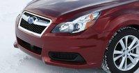 2013 Subaru Legacy, Front bumper., exterior, manufacturer