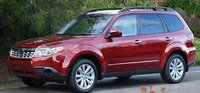 2013 Subaru Forester Overview