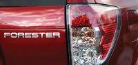2013 Subaru Forester, Tail light., exterior, manufacturer