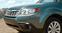 2013 Subaru Forester, Headlight., exterior, manufacturer