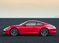 2013 Porsche 911, Side View., manufacturer, exterior