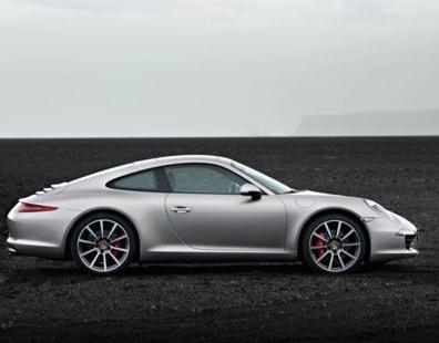 2013 Porsche 911, Side View., exterior, manufacturer