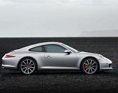 2013 Porsche 911, Side View., exterior, manufacturer