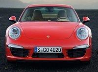 2013 Porsche 911, Front View., exterior, manufacturer