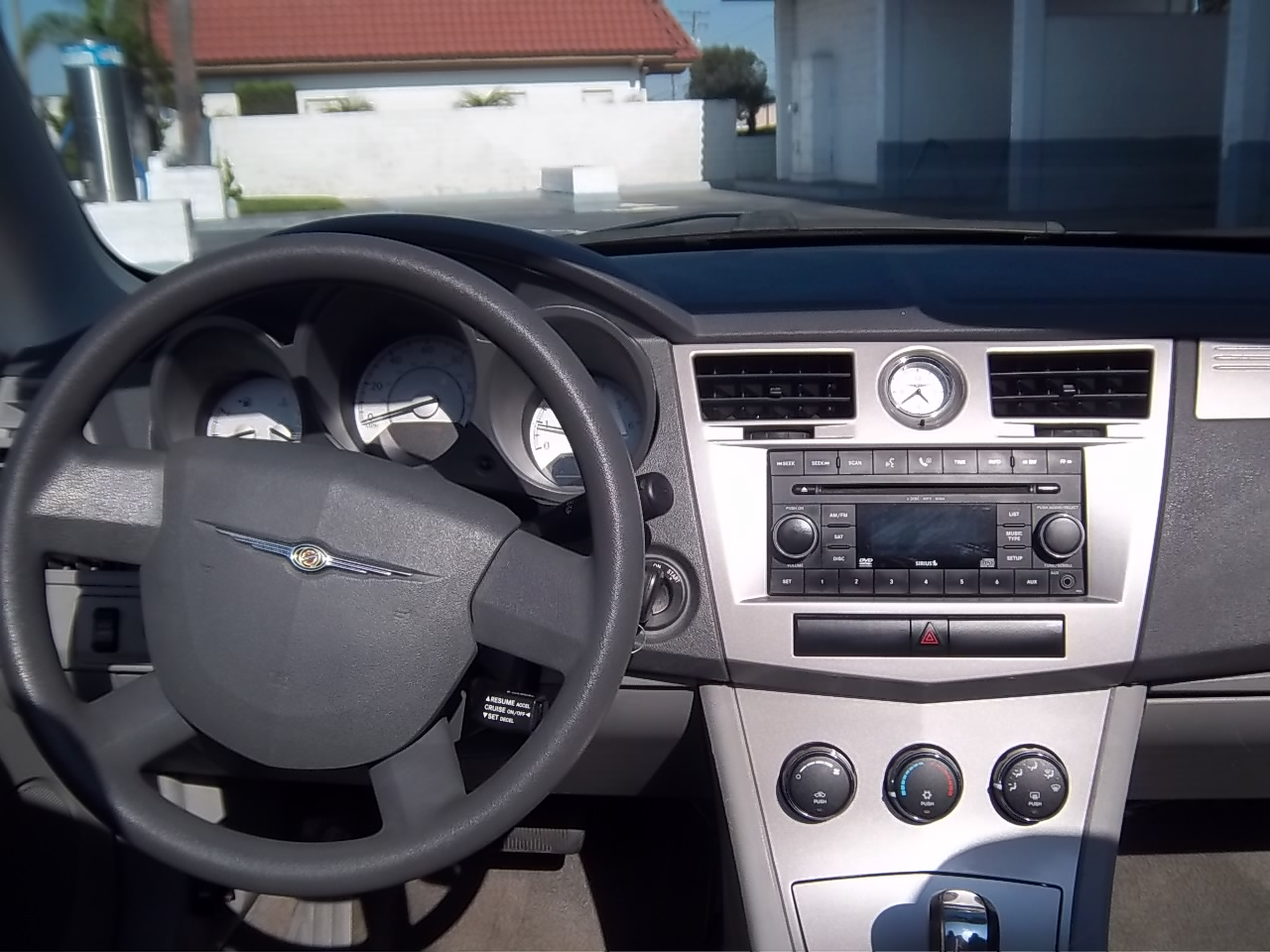 Chrysler Sebring Lx Convertible Pic on 2003 Chrysler Voyager Lx