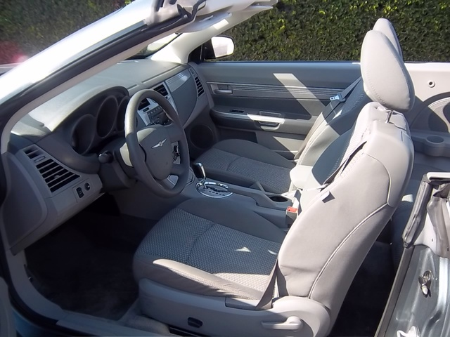 Picture of 2010 Chrysler Sebring LX Convertible, interior, gallery_worthy