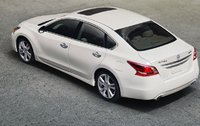 2013 Nissan Altima, Back quarter view., manufacturer, exterior