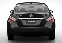 2013 Nissan Altima, Back View., manufacturer, exterior