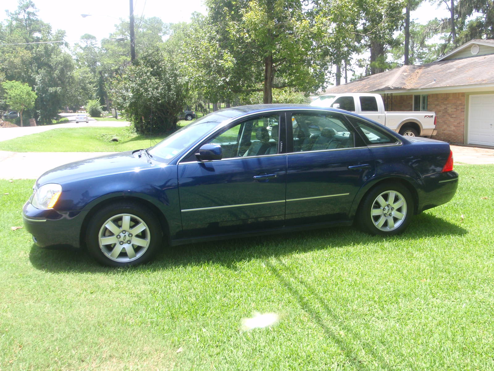 Ford Five Hundred Sel Pic on 2005 Ford Five Hundred Reliability