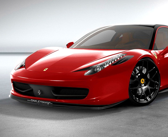 Picture of 2012 Ferrari 458 Italia Coupe, exterior, gallery_worthy