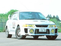 1997 Mitsubishi Lancer Evolution Overview