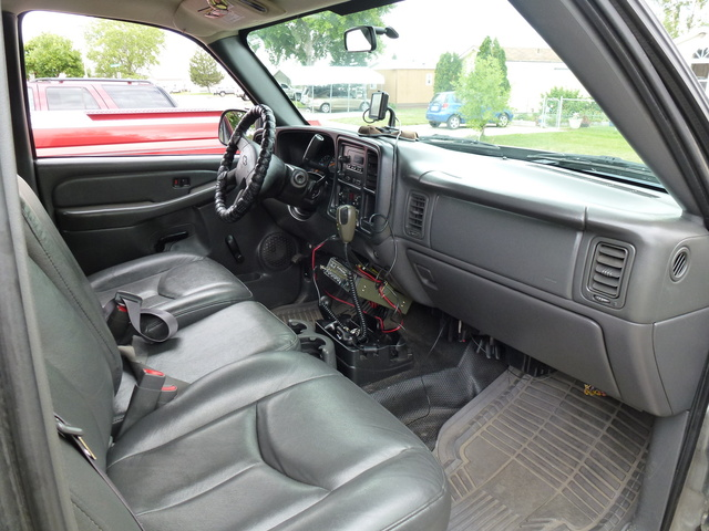 Picture of 2006 Chevrolet Silverado 3500 LS Crew Cab LB RWD, interior, gallery_worthy