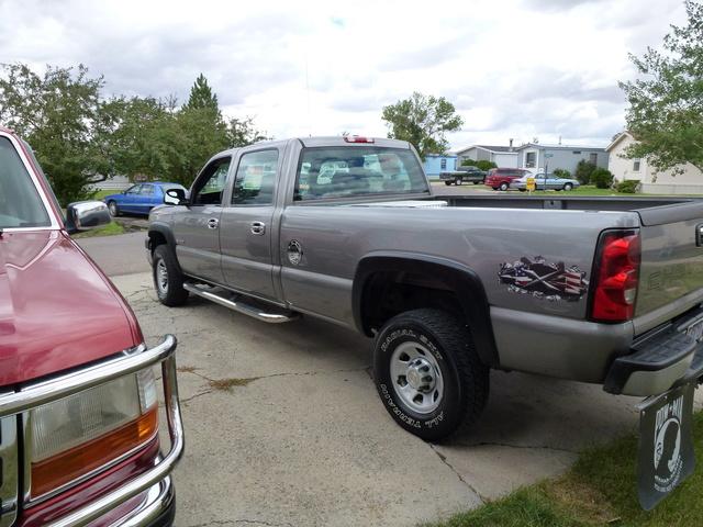 Picture of 2006 Chevrolet Silverado 3500 LS 4dr Crew Cab LB, exterior, gallery_worthy