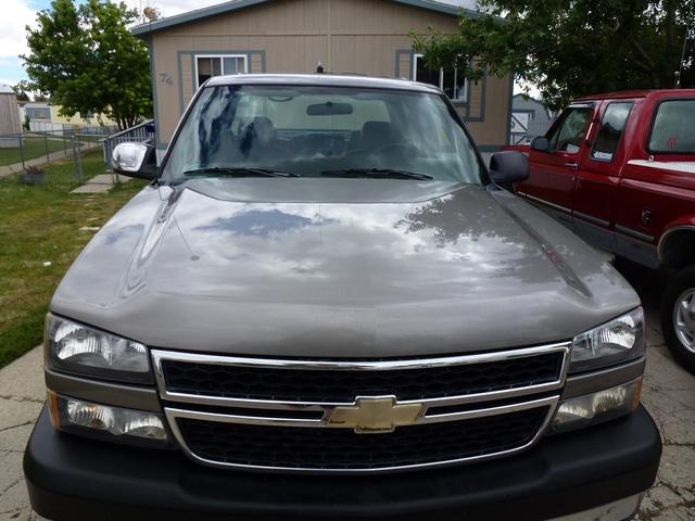 Picture of 2006 Chevrolet Silverado 3500 LS 4dr Crew Cab LB, exterior
